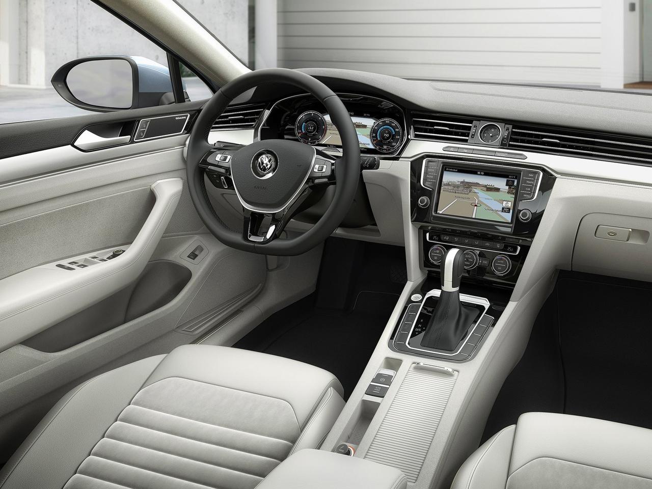 Interior Volkswagen Passat