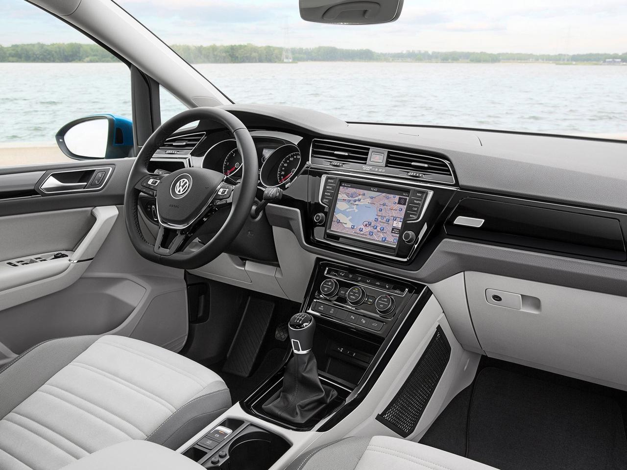 Interior Volkswagen Touran