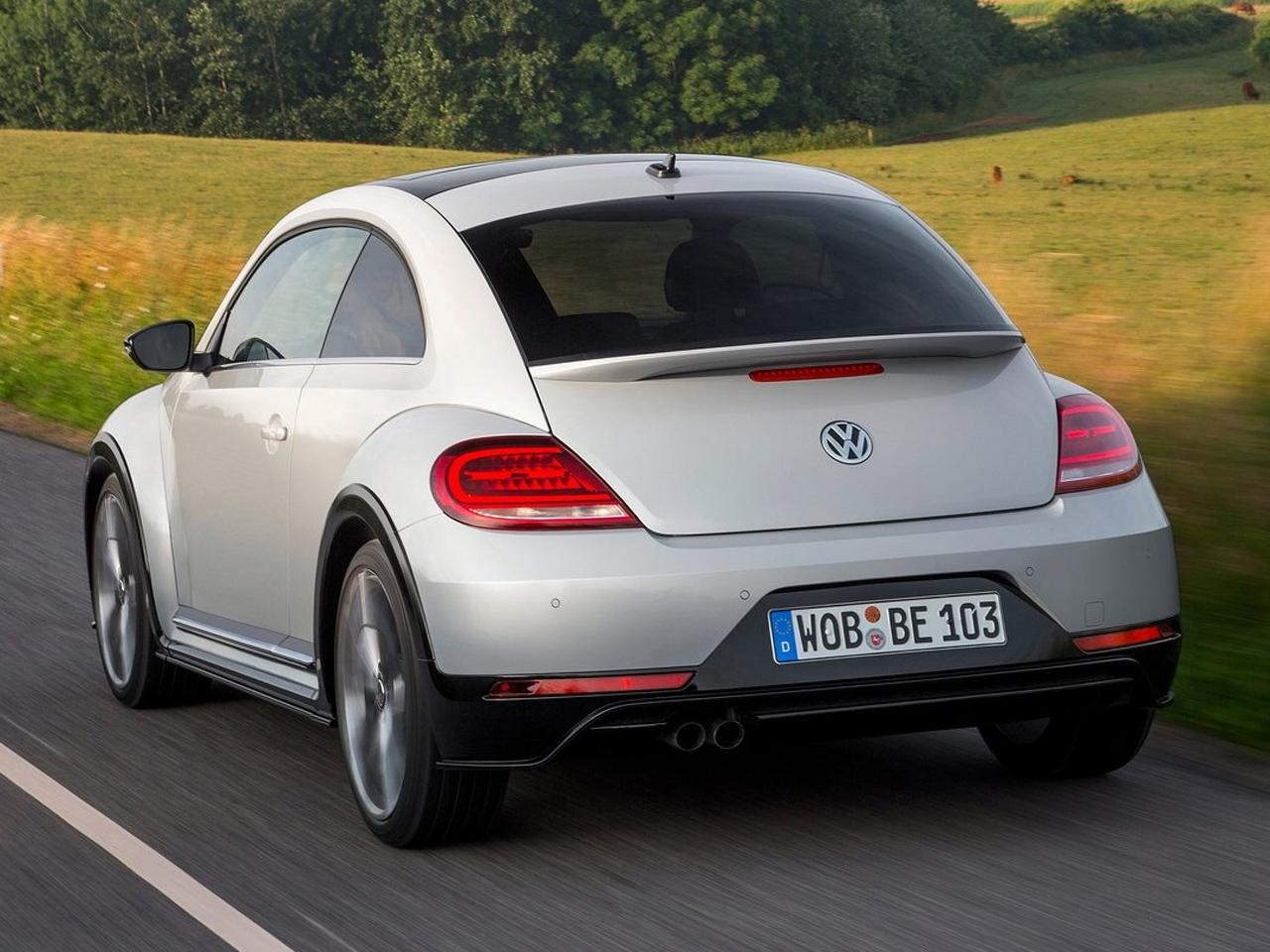 Trasera Volkswagen Beetle