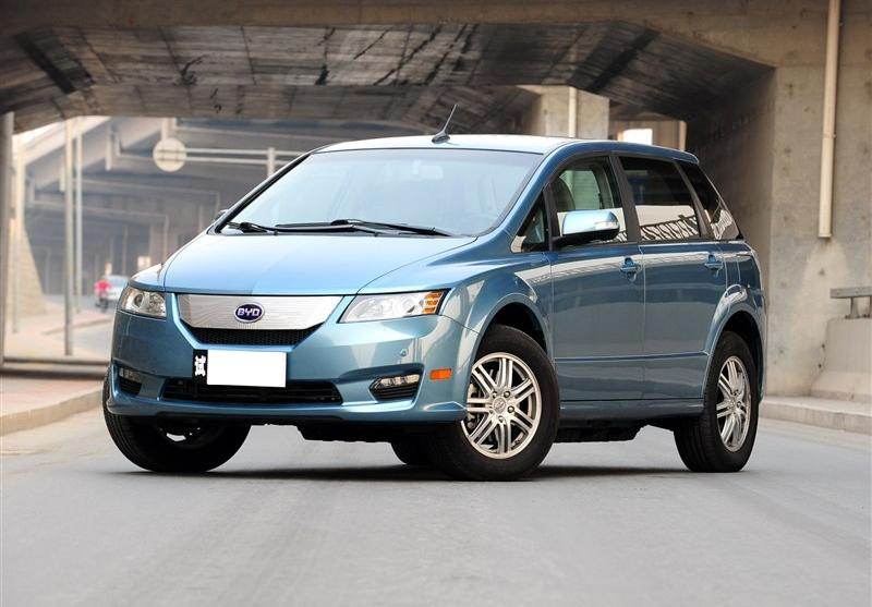 vista frontal byd e6