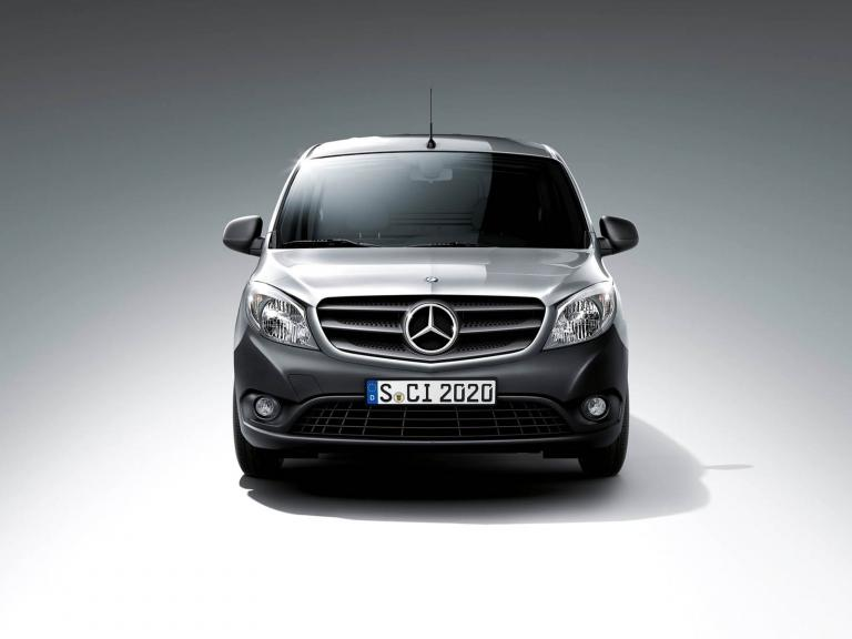 frontal mercedes citan