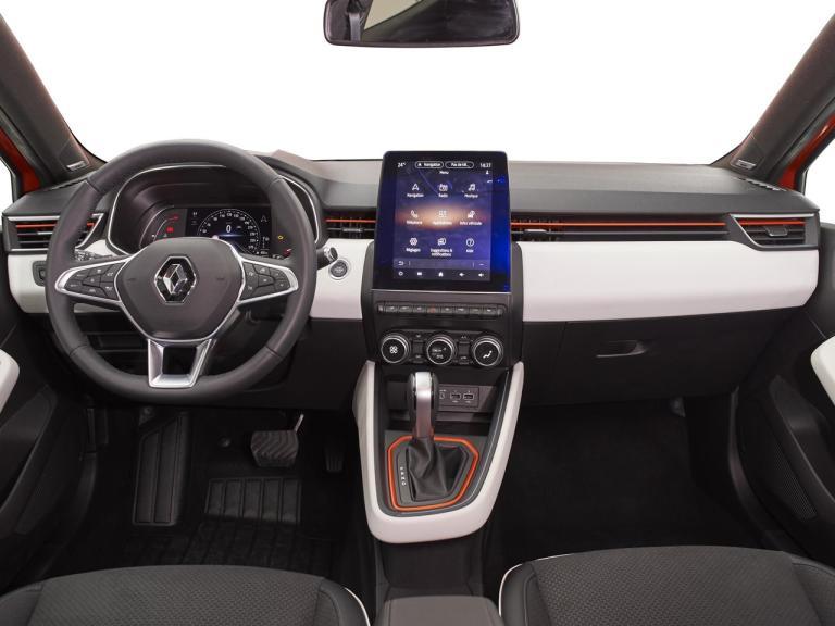 Equipamiento interior del Renault Clio 2019
