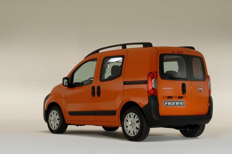 Fiat Fiorino exterior
