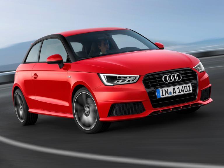 Frontal Audi A1