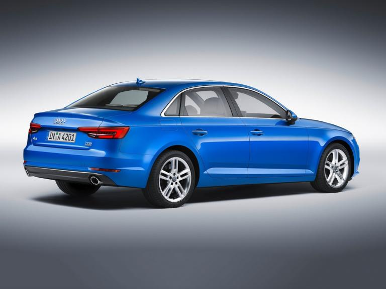 Lateral Audi A4