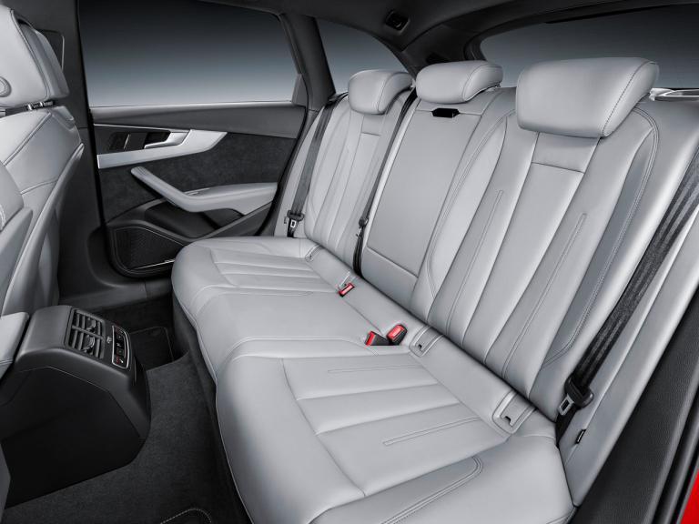 Interior Audi A4 Avant