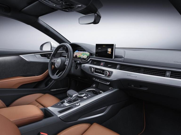 Interior Audi A5 Coupé