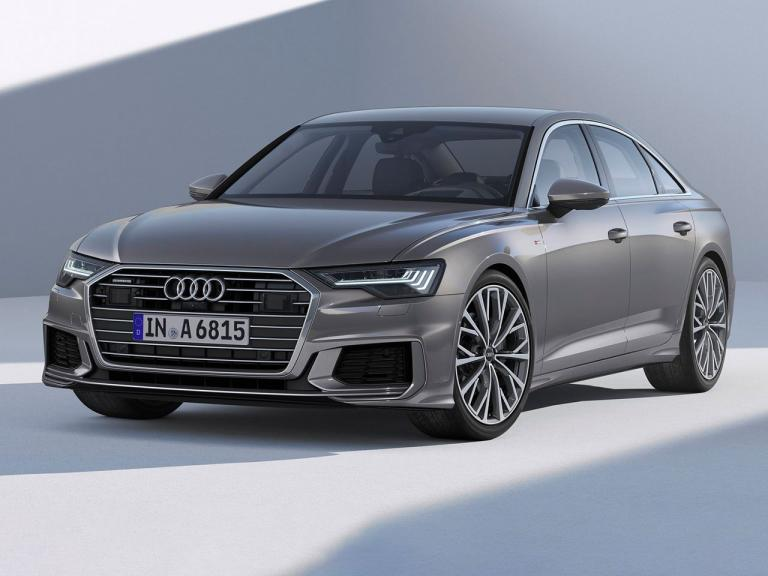 Frontal Audi A6