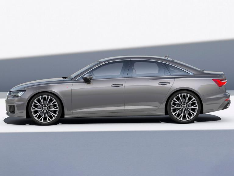 Lateral Audi A6