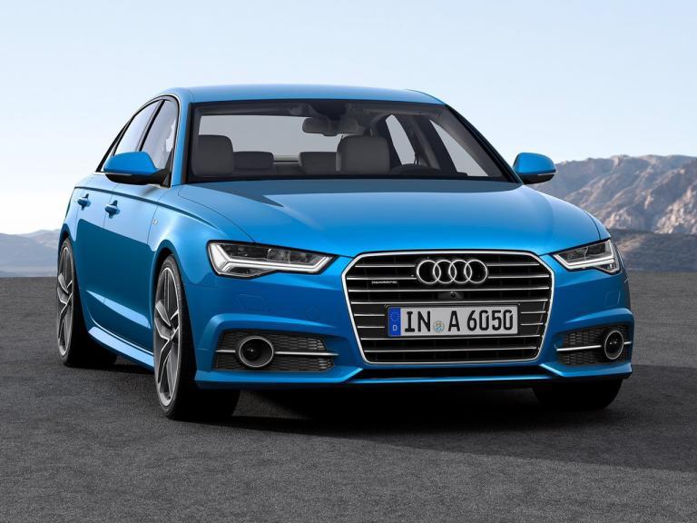 Frontal Audi A6