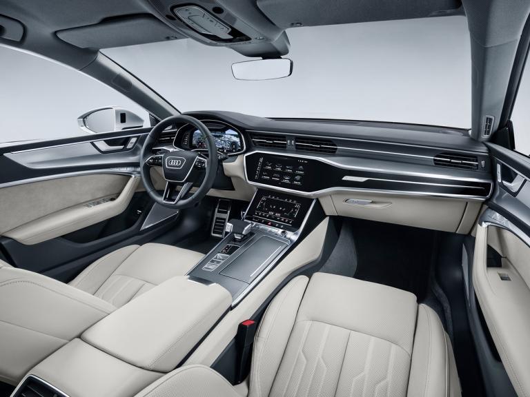 Audi A7 Sportback interior