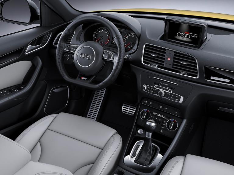 Interior Audi Q3
