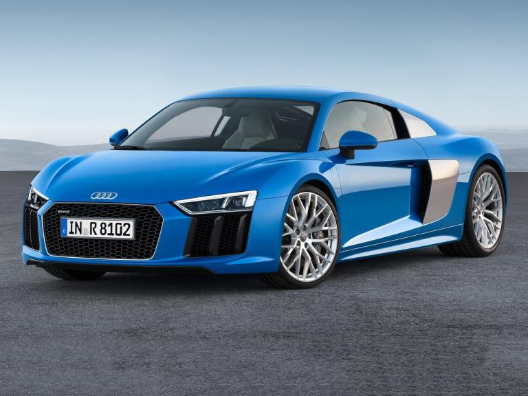Frontal Audi R8