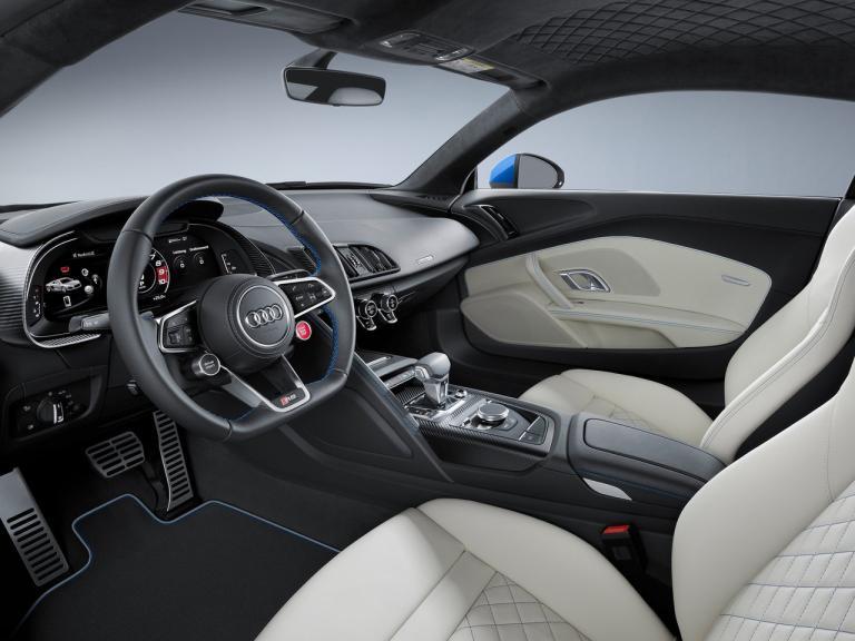 Interior Audi R8