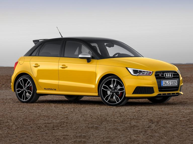 Lateral Audi S1
