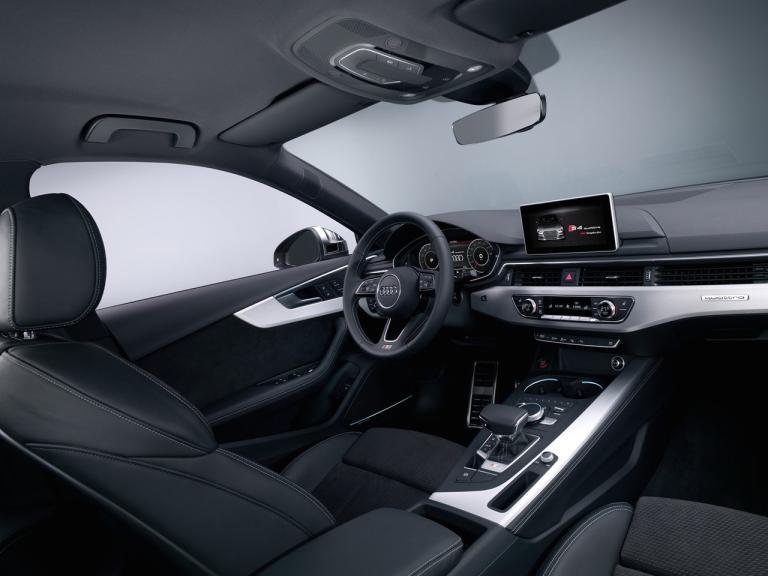 Interior Audi S4