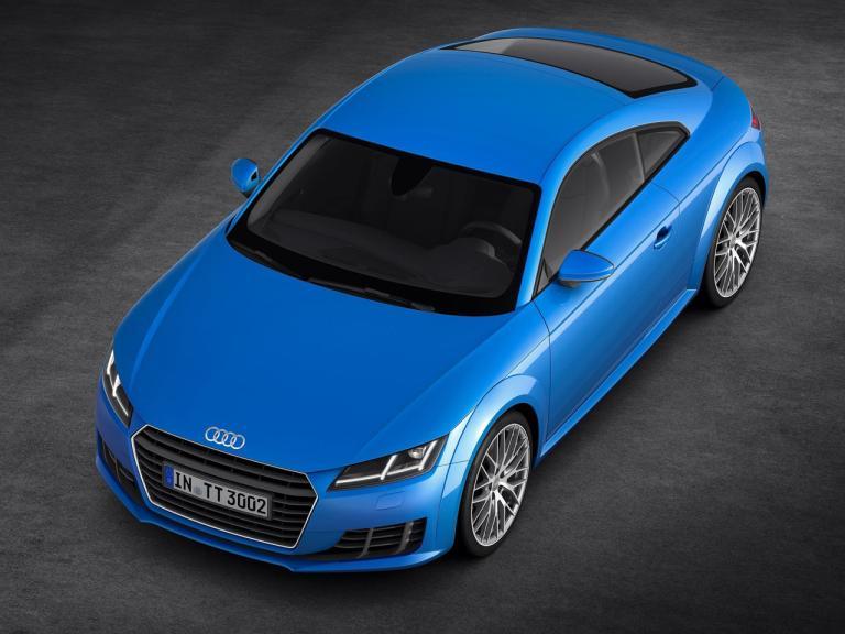 Techo Audi TT