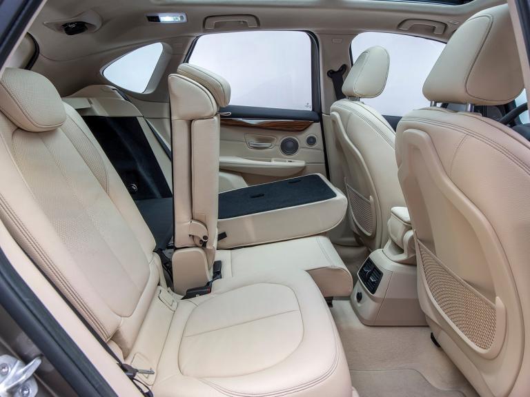 Interior BMW Serie 2 Active Tourer