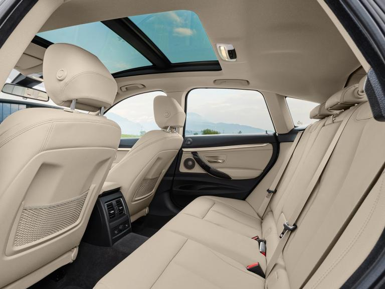 Interior BMW Serie 3 Gran Turismo