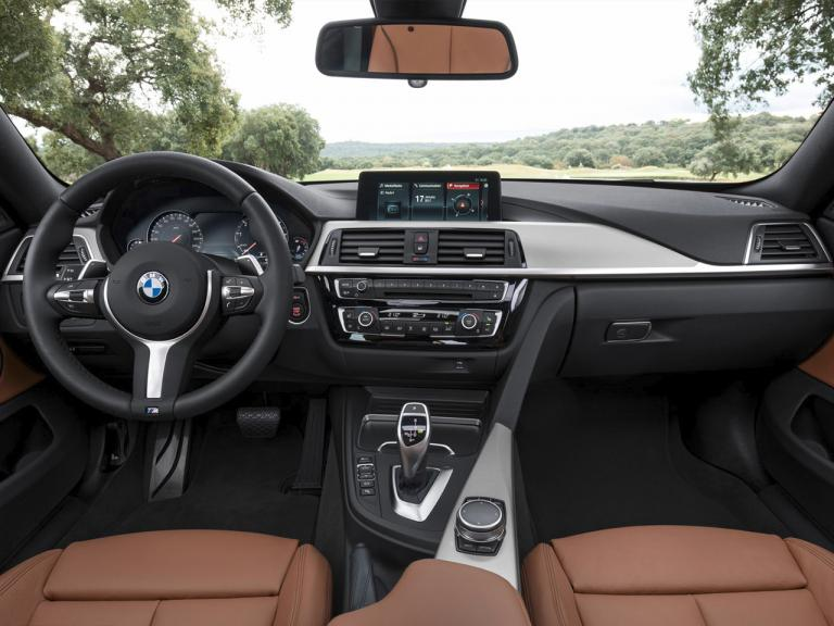 Interior BMW Serie 4 Coupe