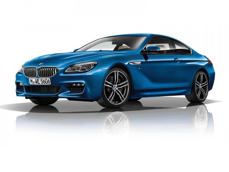 Frontal BMW Serie 6 Coupe