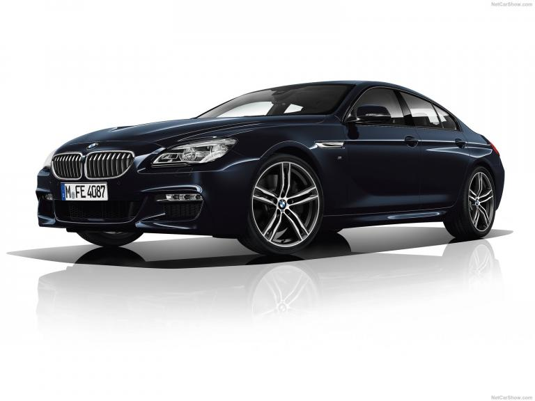 Frontal BMW Serie 6 Gran Coupe