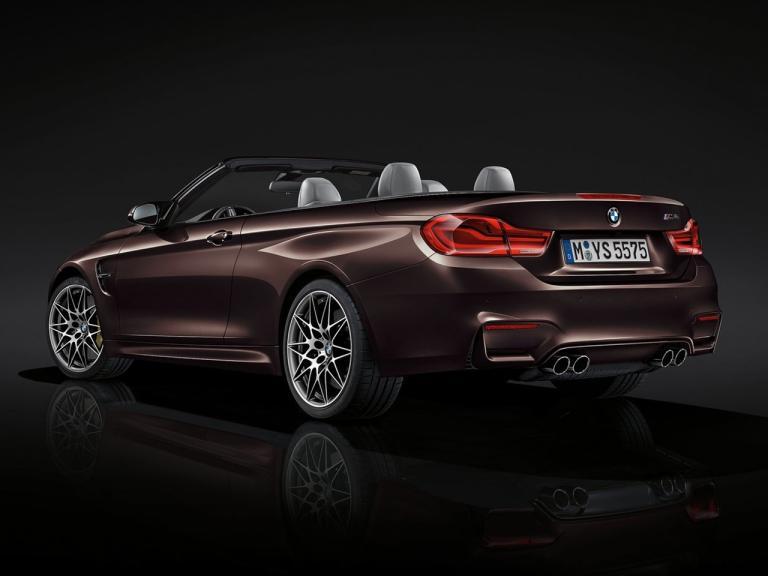 Trasera BMW M4 Cabrio