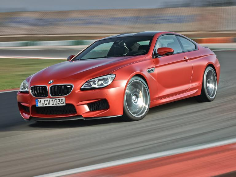 Frontal BMW M6 Coupe