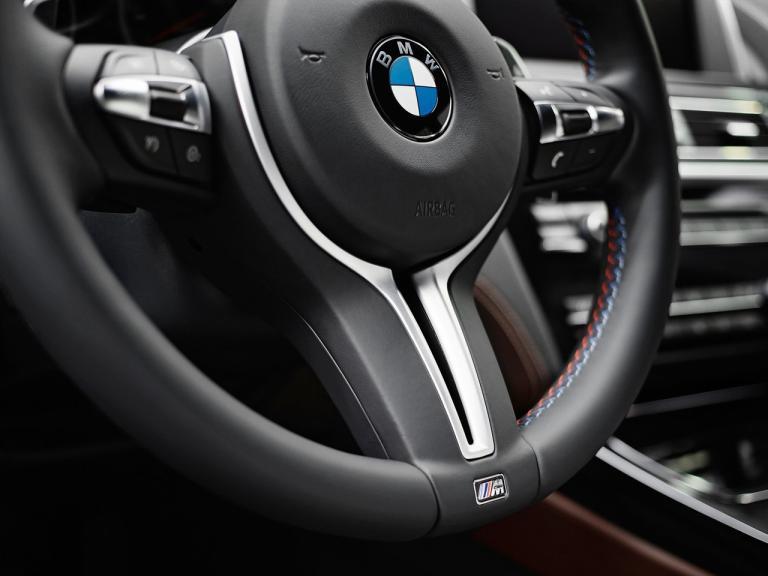Detalle BMW M6