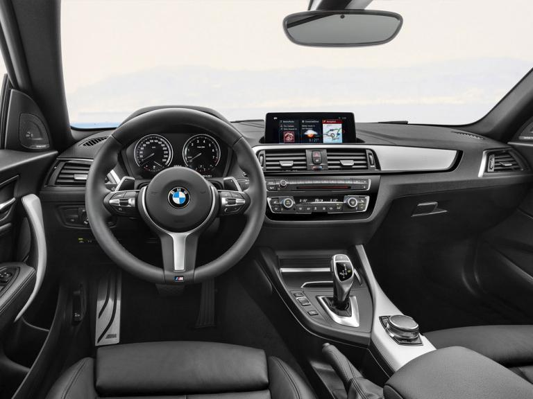 Interior BMW Serie 2 Coupe