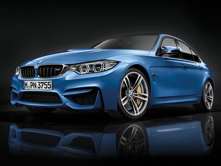 Frontal BMW M3