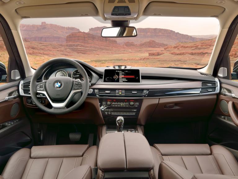 Interior BMW X5