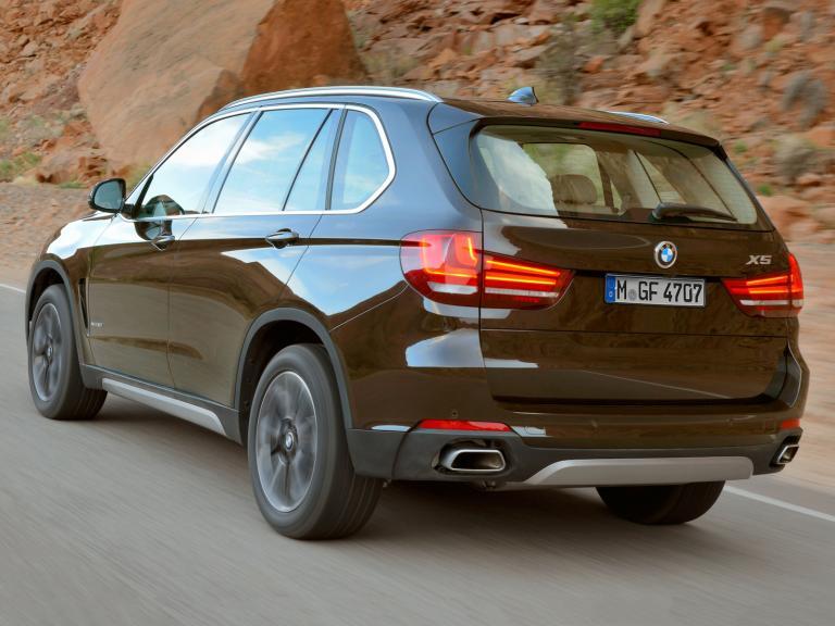 Trasera BMW X5