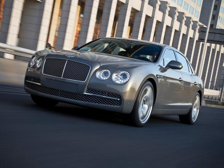 Bentley Flying Spur exterior