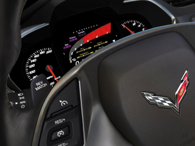 Interior Chevrolet Corvette