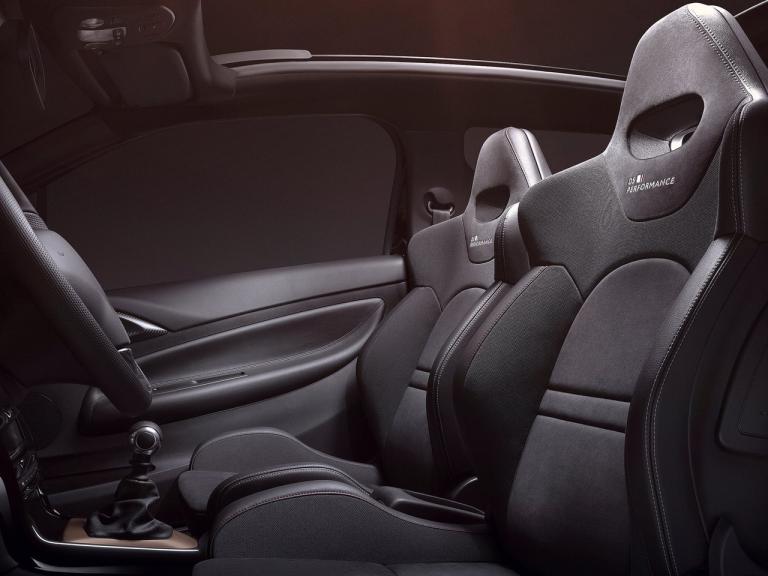 Interior DS3 Cabrio