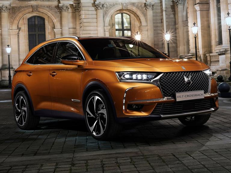 DS7 Crossback exterior
