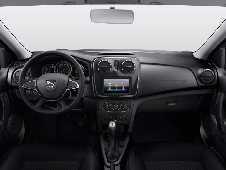 Interior Dacia Sandero