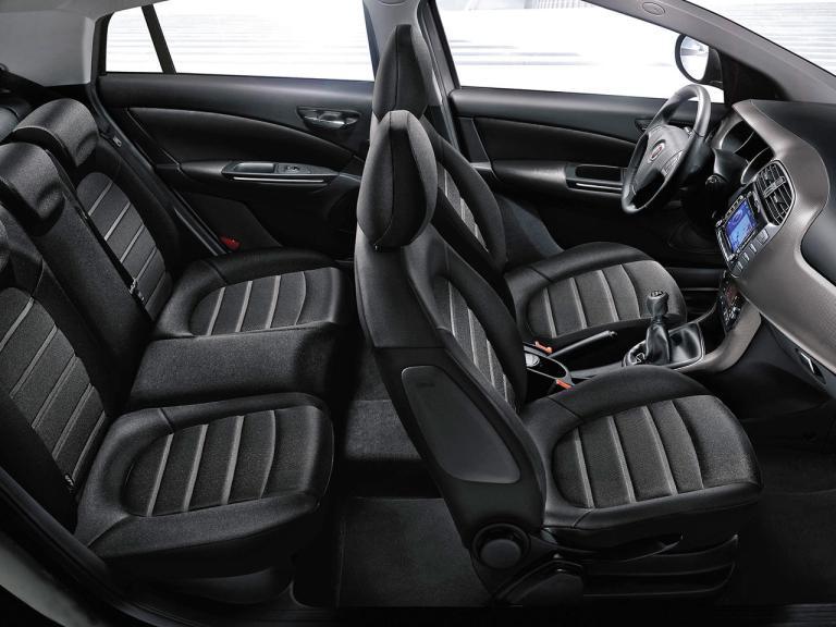 Interior Fiat Bravo