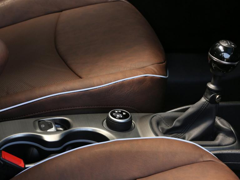 Interior Fiat 500X