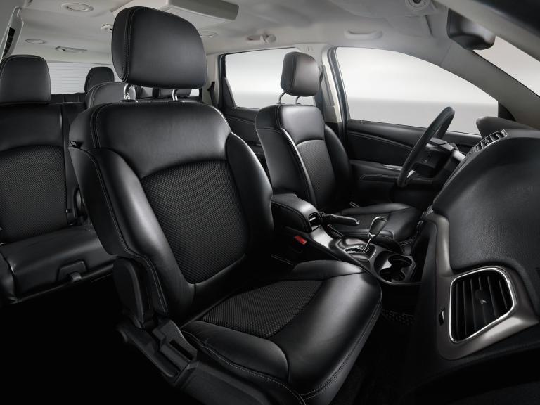 Interior Fiat Freemont