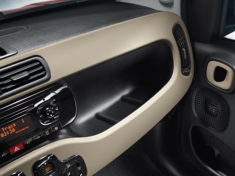 Interior Fiat Panda