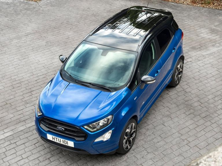 Techo Ford EcoSport