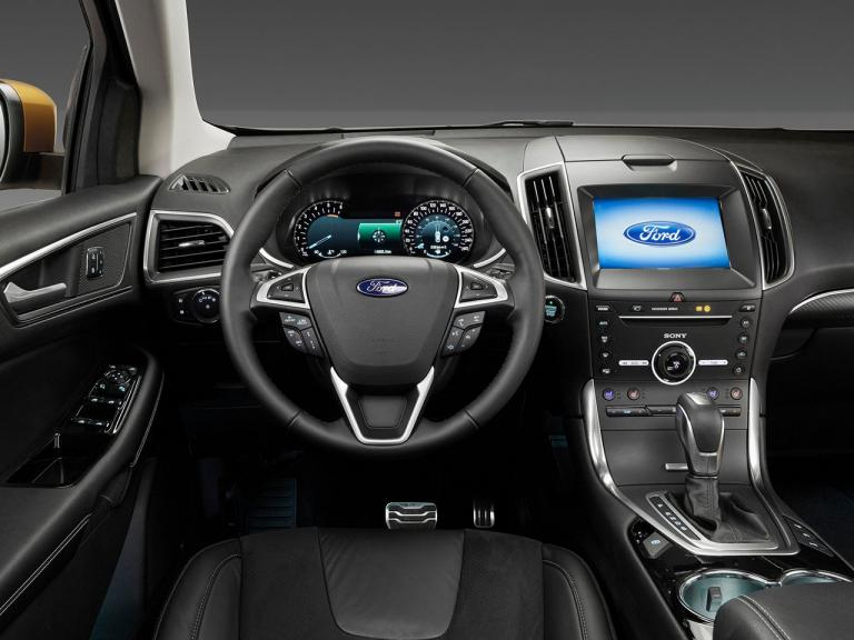 Interior Ford Edge