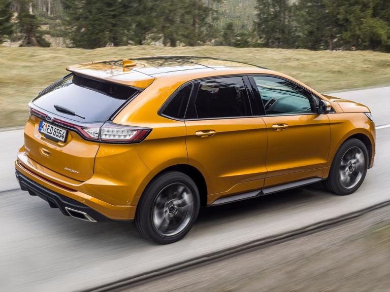 Trasera Ford Edge