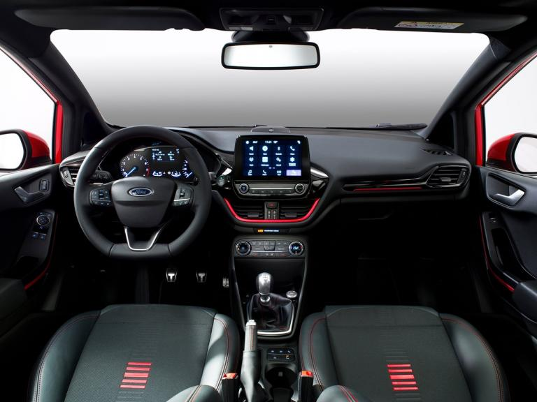 Interior Ford Fiesta