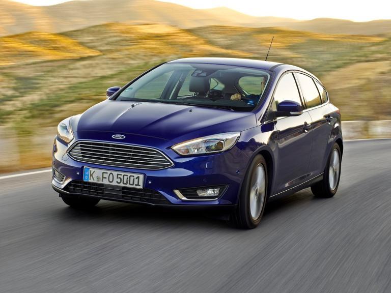 Ford Focus 2012: diseño