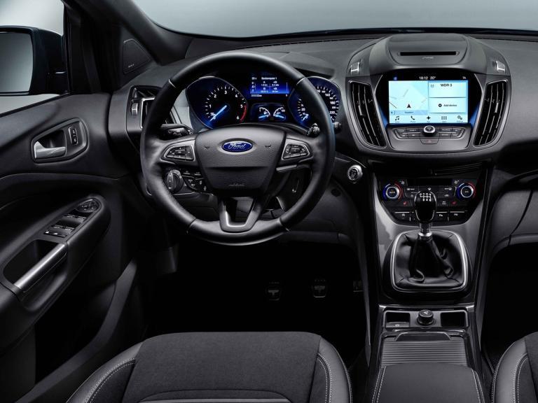 Interior Ford Kuga