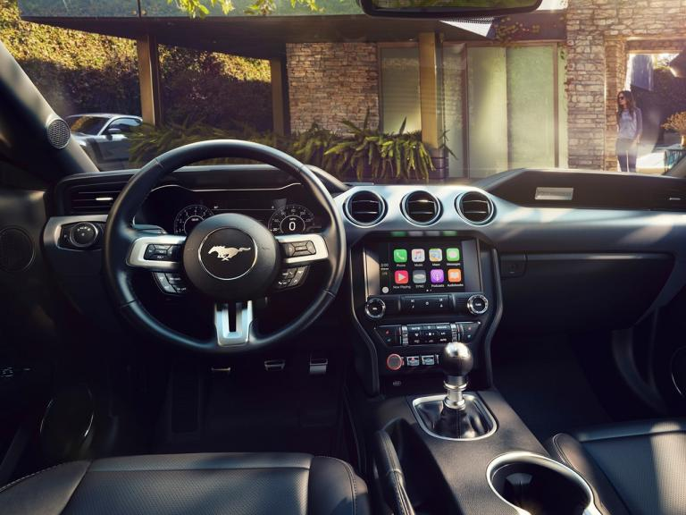 Interior Ford Mustang