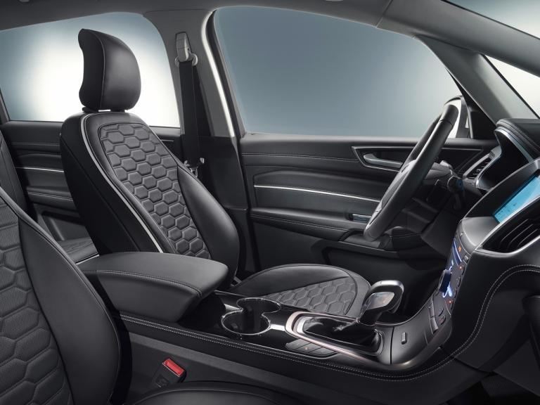 Interior Ford S-Max Vignale
